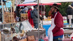Mercado de Productos del Campo - Jiriho z Padebrad - Praga