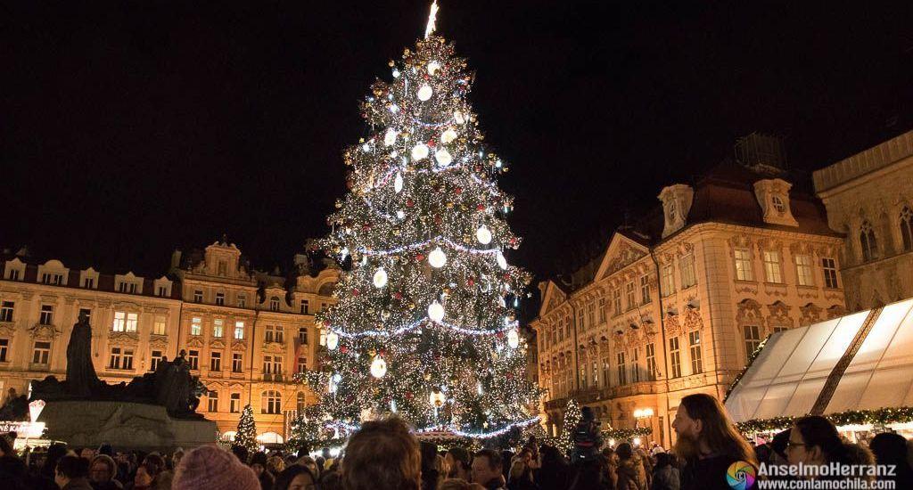 Mercados de Navidad de Praga