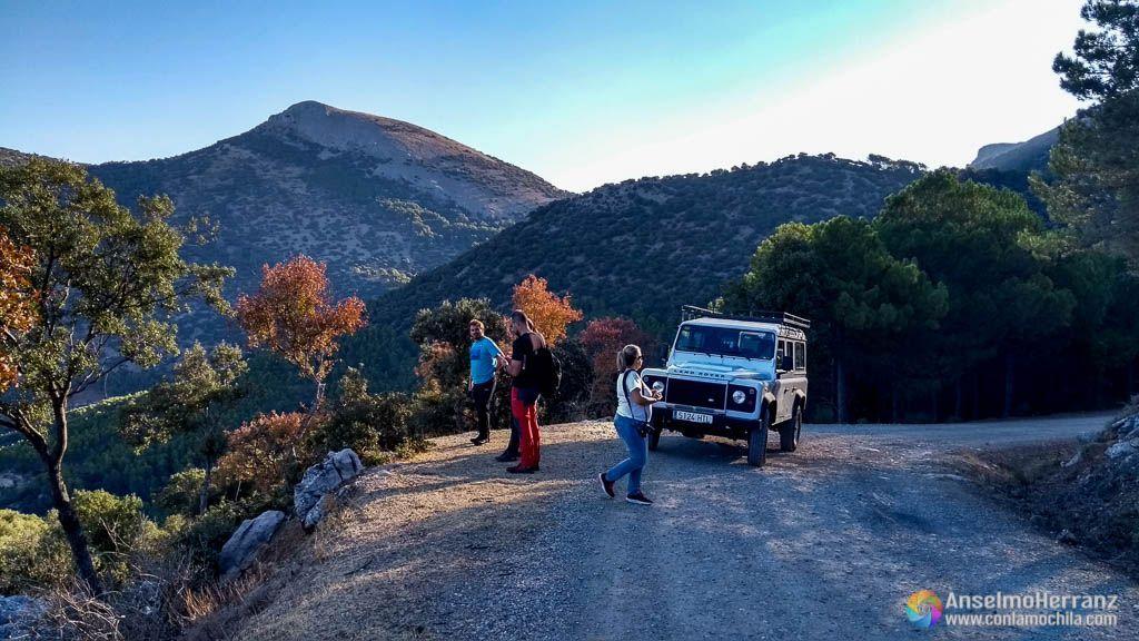 Ruta en 4x4 por Sierra Mágina