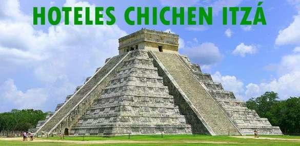 Hoteles cercanos a Chichen Itzá