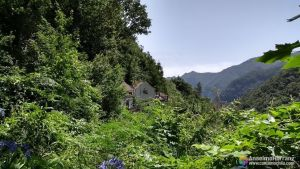 Vistas durante la ruta por la Vereda dos Balcões - Madeira