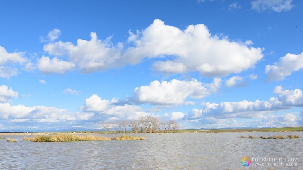 Laguna de Laguna Rodrigo - Segovia