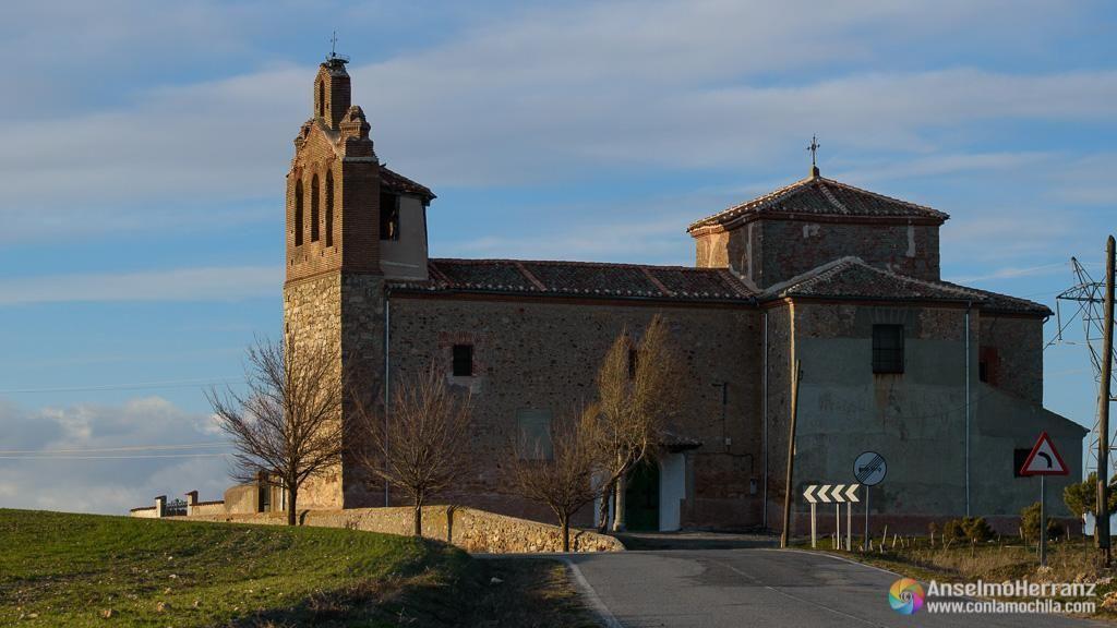 Iglesia de Laguna Rodrigo - Segovia