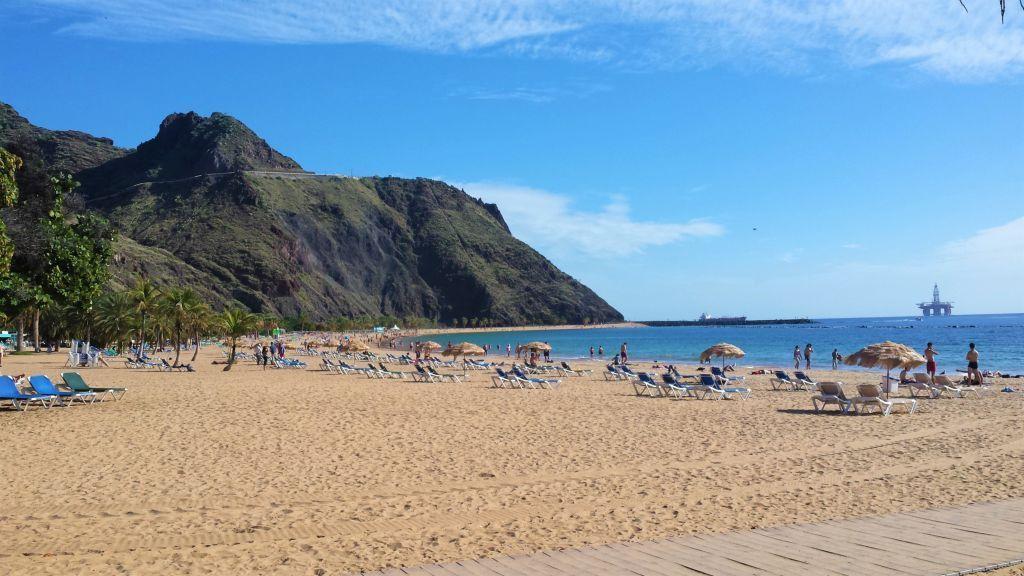 Playa de Las Teresitas - San Andrés - Tenerife