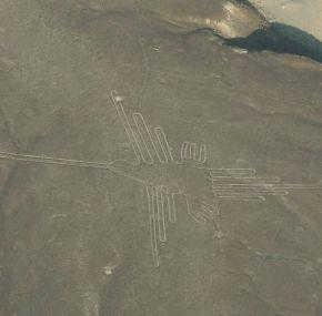 Vuelo sobre las líneas de Nazca – Perú