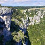 Vistas desde el Balcon de Pilatos - Sierra de Urbasa - Navarra