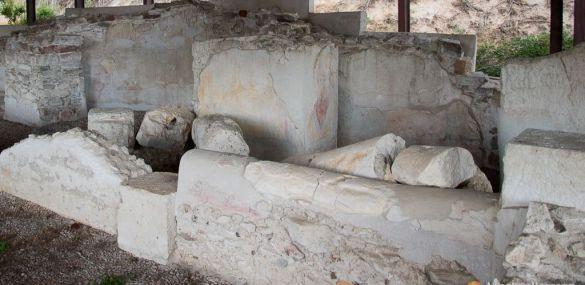 Visita al yacimiento romano de los Cinco Caños –  Coca