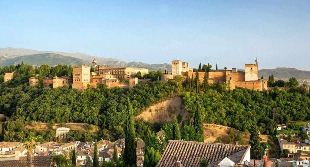 La Alhambra de Granada - Andalucía - España
