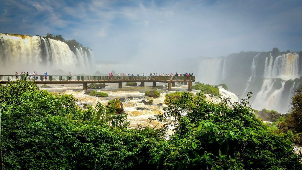 Cataratas de Iguazú | Foto: Omegaprice