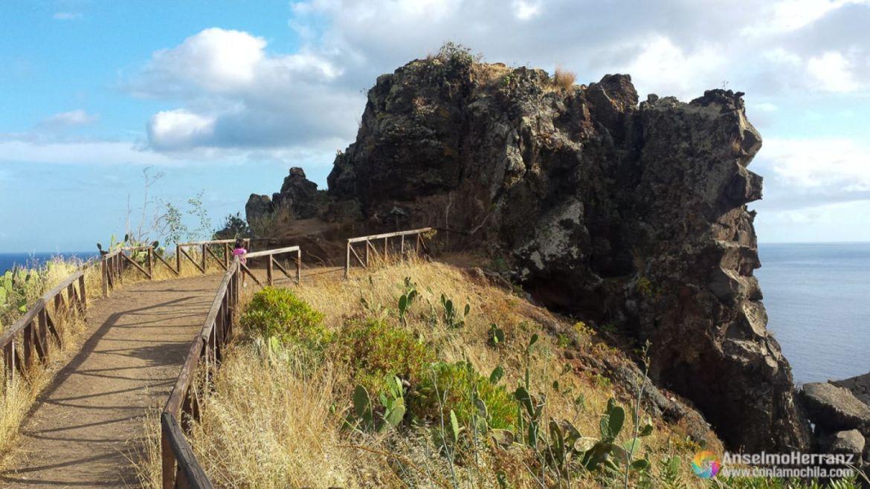 Ponta do Garajau - Mirador de Cristo Rey - Madeira