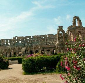 Visita a El Djem, el anfiteatro romano de Túnez