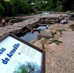 Las pozas de Arnedillo – Aguas termales gratuitas en La Rioja