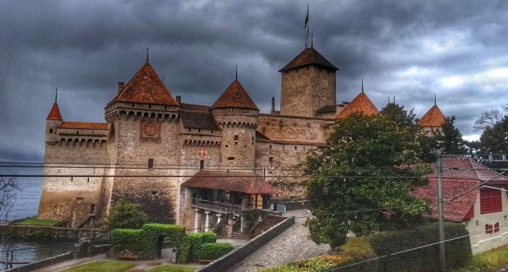 Castillo de Chillon - Montreux - Suiza