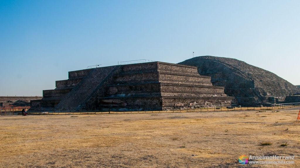 Piramide de Quetzalcoatl - Teotihuacán - México
