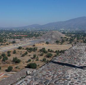 Visita por libre a Teotihuacán – La ciudad de los dioses – México