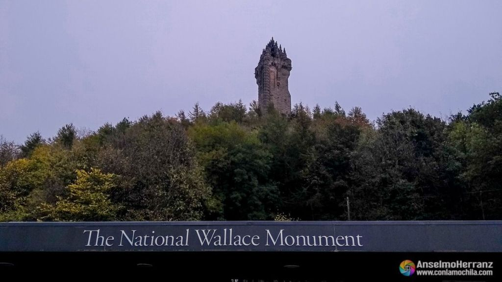 The National Wallace Monument - Stirling -Escocia
