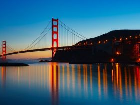 Golden Gate - San Francisco - California