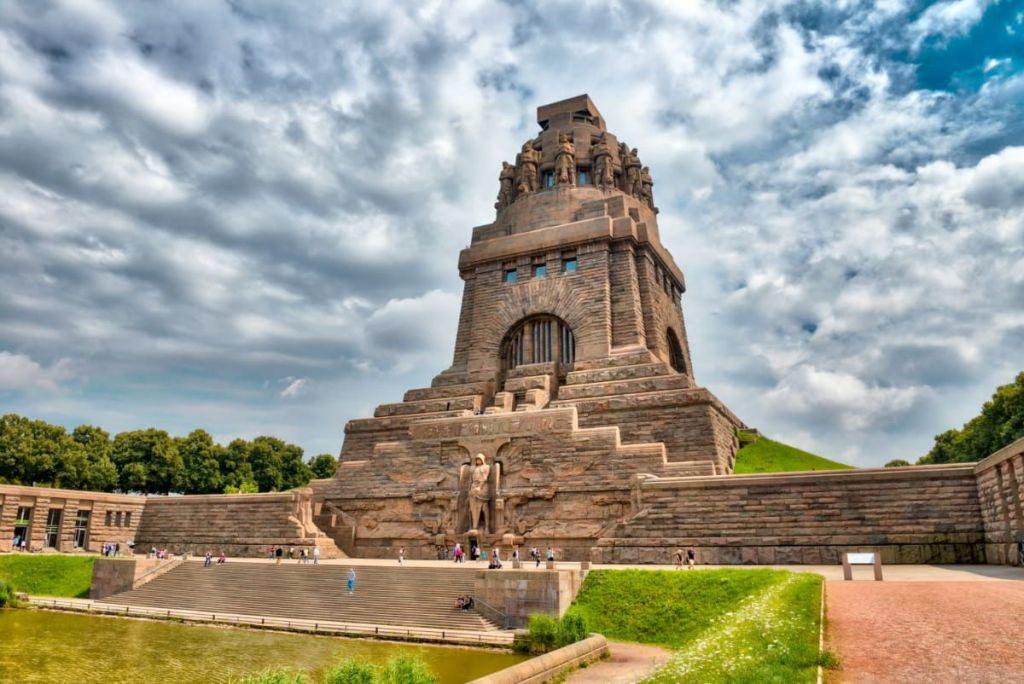 Monumento a la Batalla de las Naciones - Leipzig