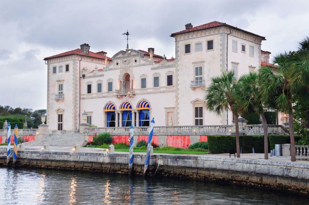 Museo Vizcaya en Miami - Florida