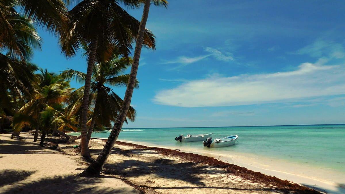Playa de Isla Saona - República Dominicana