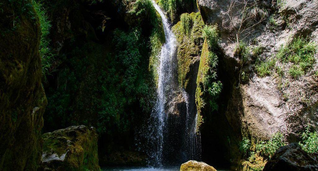 Nacedero del Urederra - Sierra de Urbasa - Navarra