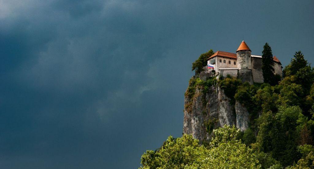 Castillo de Bled - Bled - Eslovenia
