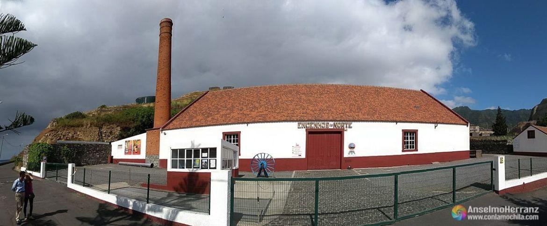 Destilería de Ron de Madeira - Porto da Cruz