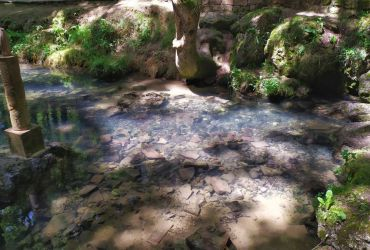 La Fuentona de Fontibre - Nacimiento del Ebro - Cantabria