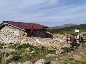 Chozo Aranguez - Macizo de Peñalara - Sierra de Guadarrama - Segovia