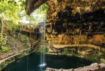 Cenote Zací - Valladolid - Yucatán - México