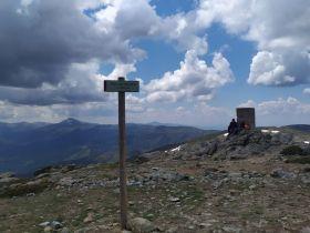 Pico del Nevero - Sierra de Guadarrama