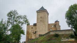 Castillo de Mauvezin - Altos Pirineos - Francia