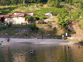 Playa A Cova - Rivera del Miño - Lugo