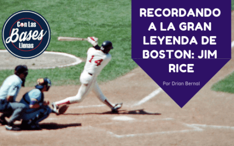 Recordando a la gran leyenda de Boston_ Jim Rice
