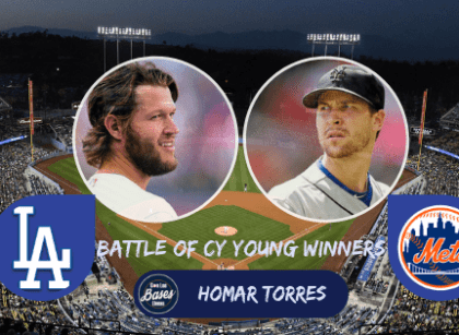 Kershaw vs deGrom: What to expect from the battle of Cy Young winners