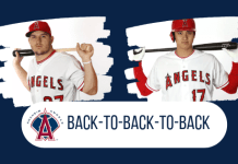 Mike Trout Shohei Ohtani Angelinos