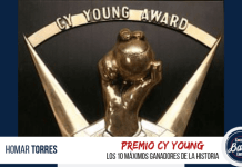 Cy Young premio