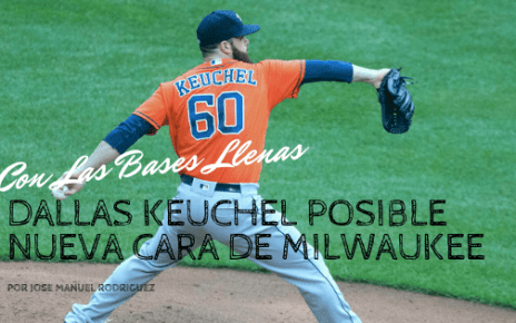 Dallas Keuchel posible nueva cara de Milwaukee