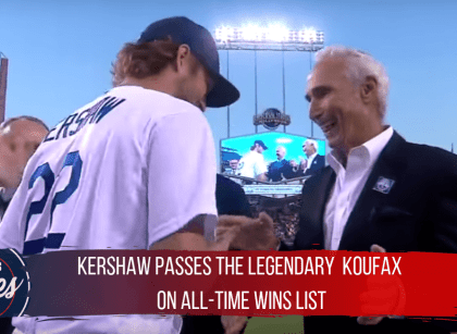 CLAYTON KERSHAW PROVED JOE TORRE RIGHT ONCE AGAIN IN KOUFAX COMPARISON