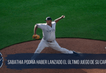 Lesión de C.C Sabathia pudiera retirarlo antes de tiempo