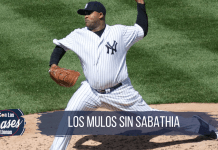 Yankees a playoffs 2019 vs Twins sin Sabathia