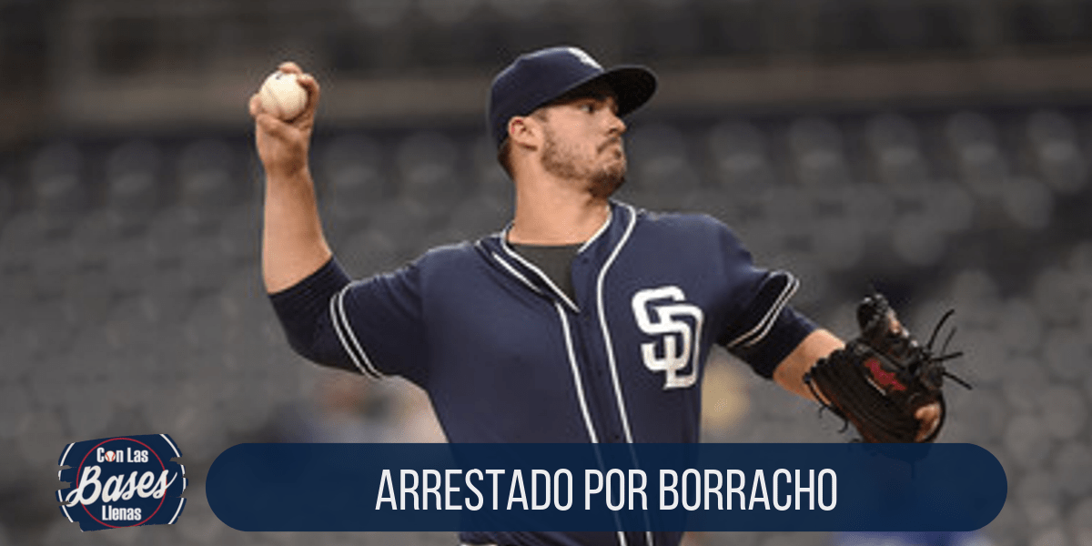 Arrestado por borrachera