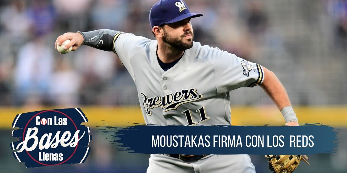 Moustakas a los reds