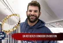 Boston firmó al inicialista Mitch Moreland