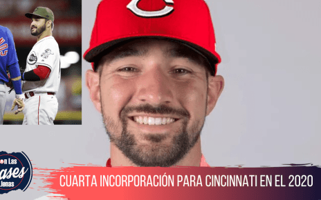 Cuarta incorporación para Cincinnati en el 2020