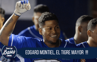Edgard Montiel, El Tigre Mayor