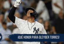 Gleyber Torres - Thurman Munson Awards