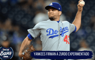 Yankees agregan brazo al bullpen