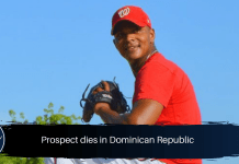 prospect dies in DR