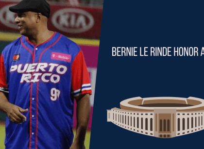 Bernie Williams rinde honor a Aaron Judge en Puerto Rico